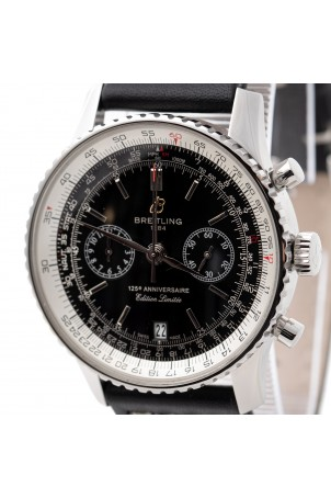 BREITLING NAVITIMER 125TH ANNIVERSARY LIMITED EDITION CHRONOGRAPH REF: A26322