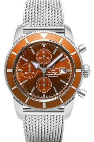 BREITLING SUPEROCEAN HERITAGE CHRONOGRAPH 46MM REF: A13320