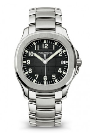 PATEK PHILIPPE AQUANAUT 40MM STAINLESS STEEL REF: 5167/1A001