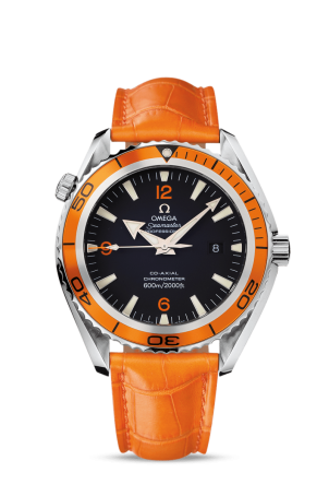 OMEGA SEAMASTER PLANET OCEAN 600M CO-AXIAL 45.5MM CHRONOMETER REF: 2908.50.38