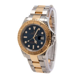 ROLEX YACHT MASTER 40 MM TWO TONE 18 KA GOLD & STEEL