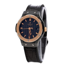 HUBLOT CLASSIC FUSION CERAMMIC GOLD WATCH