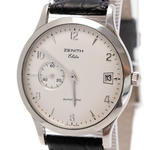 ZENITH ELITE AUTOMATIC 37MM STAINLESS STEEL
