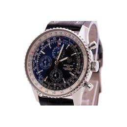 BREITLING OLYMPUS NAVITIMER MOON PHASE PERPETUAL CALENDAR CHRONOGRAPH
