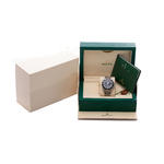 ROLEX  SUBMARINER BLACK OYSTER PERPETUAL STEEL AUTOMATIC