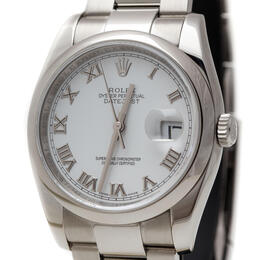 ROLEX OYSTER PERPETUAL DATEJUST 36 MM