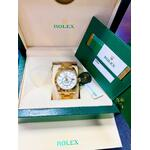 ROLEX SKY-DWELLER 18K YELLOW GOLD NEW WITH STICKERS 2020