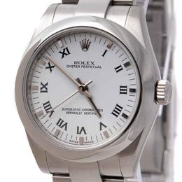 ROLEX OYSTER PERPETUAL LADY MEDIUM MID SIZE AUTOMATIC