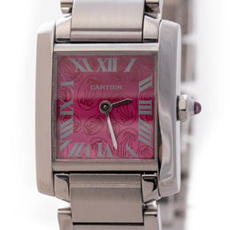 CARTIER TANK FRANCAISE LADY WATCH