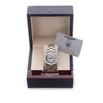 LONGINES MASTER COLLECTION AUTOMATIC WHITE DIAL MEN'S WATCH