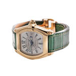 CARTIER ROADSTER 18K YELLOW GOLD AUTOMATIC