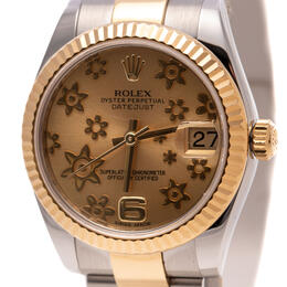ROLEX DATEJUST LADY 31 MM 18K GOLD & STEEL