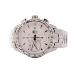 TAG HEUER LINK CALIBRE 16 DAY-DATE CHRONOGRAPH