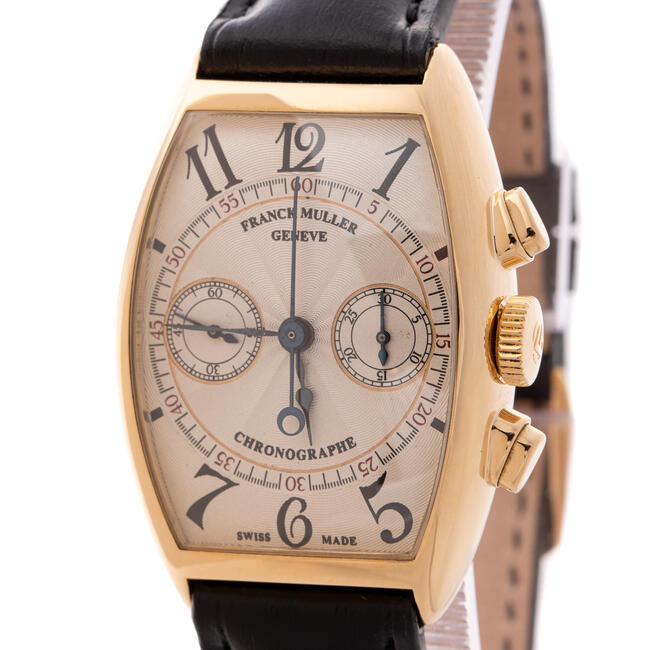FRANK MULLER CASABLANCA MASTER OF COMPLICATIONS 18K ROSE GOLD