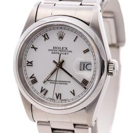 ROLEX DATEJUST OYSTER PERPETUAL 16200 WATCH