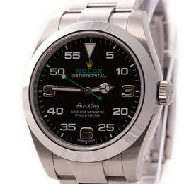ROLEX AIR KING OYSTER PERPETUAL