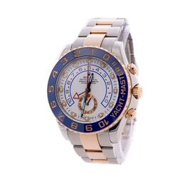ROLEX YACHT-MASTER II OYSTER PERPETUAL ROSE GOLD
