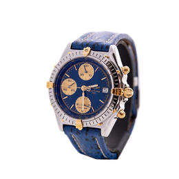 BREITLING CHRONOMAT AUTOMATIC GOLD & STEEL