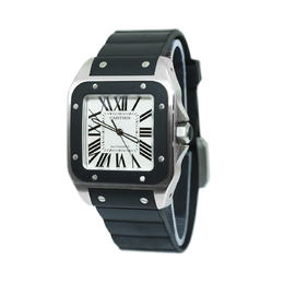 CARTIER SANTOS 100XL RUBBER