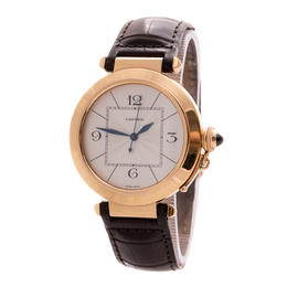 CARTIER PASHA AUTOMATIC 42 MM 18 KA ROSE GOLD