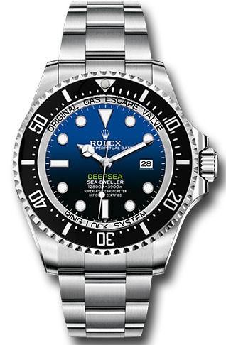 ROLEX SEA-DWELLER DEEPSEA 43MM REF: 126660