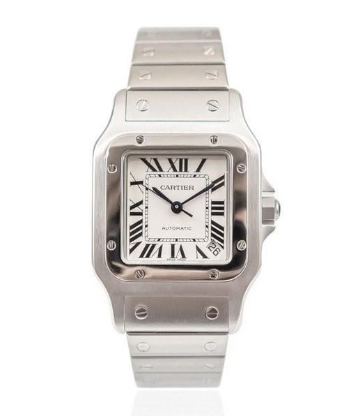 CARTIER SANTOS GALBEE XL 32x45MM AUTOMATIC STAINLESS STEEL REF: 2823