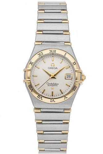 OMEGA CONSTELLATION AUTOMATIC GOLD&STEEL 28MM REF: 1392.30.00